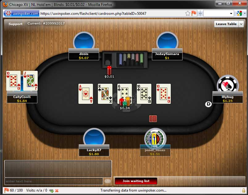 Online poker sites no download required best card games with poker chips