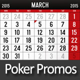 online poker promotions march