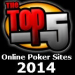 Online Poker Steder Topp 5 for 2014