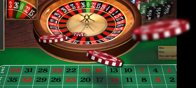 roulette game on line gambling
