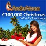 paradise poker christmas