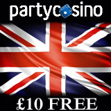 Party Casino 10 Free