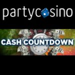 Party Casino Cash-Countdown Leaderboard