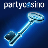 party casino magic key