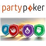 party poker achievements rewards