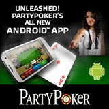 party poker android