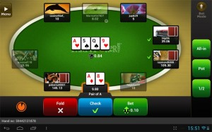 party poker android app