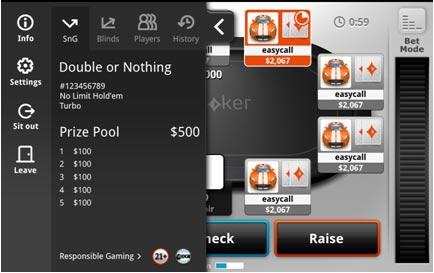 PartyPoker для Android скачать бесплатно - Пати Покер