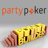 party poker bonus builder