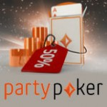 Party Poker Bonuses - Autumn Bonus Sale
