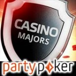 Party Poker Casino Majors kvalifisere på Partycasino