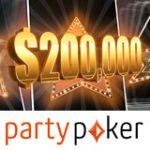 Party Poker Promotion de Noël