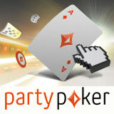 Party Poker Click & Go-kort