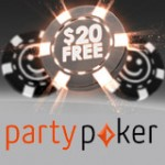Party Poker Deposit Bonus