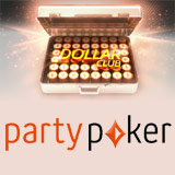 Party Poker Peger for Kontanter