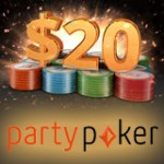 Party Poker Bonus de Premier Dépôt 2016