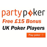 party poker free 15