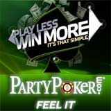 party poker freerolls