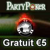 Gratuit Party Poker