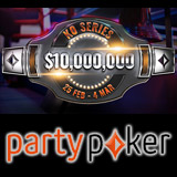 party poker ko series