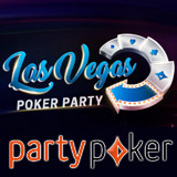 Las Vegas Poker Party Paket