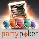 party poker majors