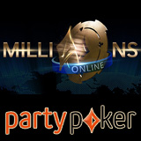Party Poker Millions Tournoi en ligne
