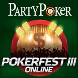 party poker pokerfest iii