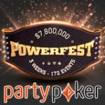 Party Poker Powerfest Serie del Torneo 2016