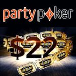 Party Poker Powerfest Bonus de dépôt