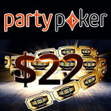 Party Poker Powerfest indbetalingsbonus