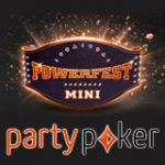 Power Mini Turneringsserie Party Poker