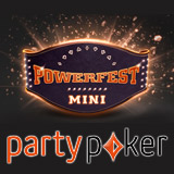 party poker powerfest mini