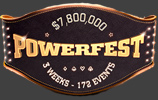 party poker powerfest series