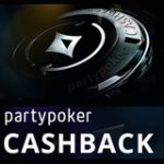Party Poker Rakeback Equivalent Cash Back