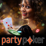 Party Poker Shuffle & Win Mission