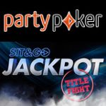 SNG Jackpot Titel Fight Party Poker Turnering