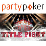 Titel Fight Turnering på Party Poker