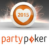 Party Poker Valentine 2015