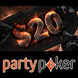 Party Poker Bonus de Bienvenue