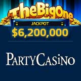 partycasino big one colossal cash jackpot