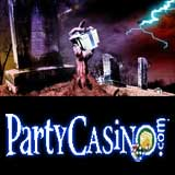 partycasino bonus code october 2011