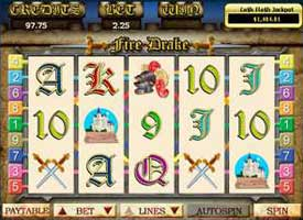fogo PartyCasino drake slots slot online no Party Casino