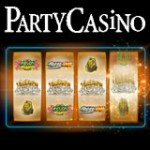 Tragamonedas con Jackpot Party Casino