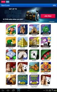 partycasino mobile app