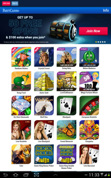 Play party poker on ipad