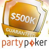 PartyPoker Freeroll til $500K Turnering