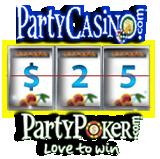party poker deposit limit