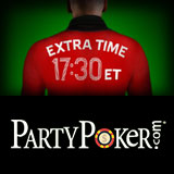 partypoker extra time tournaments