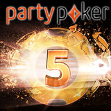 Party Poker Cashgames Fast Five